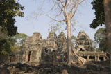 Banteay Kdei Temple, Angkor Thom, Siem Reap, Cambodia Photographic Print by Robert Harding