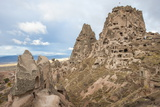 Uchisar, Cappadocia, UNESCO World Heritage Site, Anatolia, Turkey, Asia Minor, Eurasia Photographic Print by Gabrielle and Michael Therin-Weise