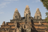 Pre Rup Temple, Ad 961, Siem Reap, Cambodia Photographic Print by Robert Harding