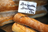 French Baguette, Saint-Gervais-Les-Bains, Rhone-Alpes, France, Europe Photographic Print by  Godong