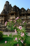 Western Group of Monuments, Khajuraho, UNESCO World Heritage Site, Madhya Pradesh, India, Asia Photographic Print by Bhaskar Krishnamurthy