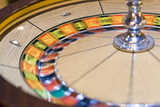 Roulette Wheel, Casino Interior, Las Vegas, Nevada, United States of America, North America Photographic Print by Ben Pipe