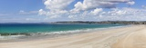 Beach of Pentrez Plage, Finistere, Brittany, France, Europe Photographic Print by Markus Lange