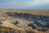 Badlands National Park, South Dakota, United States of America, North America Photographic Print by Michael Runkel