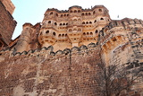 The Mehrangarh Fort of Jodhpur, Rajasthan, India, Asia Photographic Print by  Godong