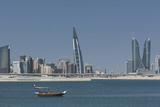 Manama, Bahrain, Middle East Photographic Print by Angelo Cavalli