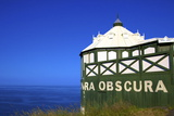 Camera Obscura, Douglas, Isle of Man, Europe Photographic Print by Neil Farrin