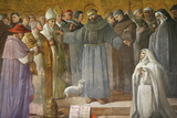 Anthony of Padua, St. Anthony of Padua Church, Rome, Lazio, Italy, Europe Photographic Print by  Godong