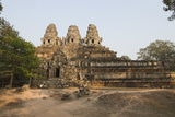 Takeo Temple, Hindu, Angkor Thom, Siem Reap, Cambodia Photographic Print by Robert Harding