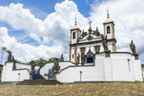 Santuario De Bom Jesus De Matosinhos Photographic Print by Gabrielle and Michael Therin-Weise