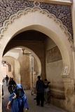 The Medina, Marrakesh, Morocco, North Africa, Africa Reproduction photographique par Jean-Pierre De Mann