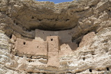 Cliff Dwelling of Southern Sinagua Farmers Photographic Print by Richard Maschmeyer