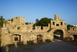 Fortress, UNESCO World Heritage Site, Rhodes City Photographic Print by  Tuul