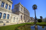 Dolmabahce Palace, Istanbul, Turkey, Europe Photographic Print by Neil Farrin