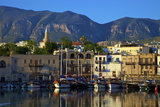 Kyrenia Harbour, Kyrenia, North Cyprus, Cyprus, Mediterranean, Europe Photographic Print by Neil Farrin