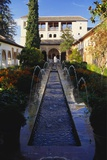 Palacios Nazaries, Alhambra, Spain Photographic Print by Duncan Maxwell