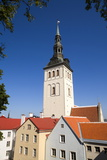 St. Nicholas Church, Tallinn, Estonia, Europe Photographic Print by Douglas Pearson