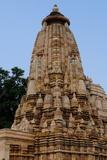 Parshwanath Temple, a Jain Temple, Khajuraho Photographic Print by Bhaskar Krishnamurthy