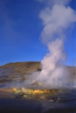 Geysers and Fumaroles, El Tatio, Atacama, Chile Photographic Print by Geoff Renner