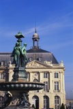 Place De La Bourse, Bordeaux, France Photographic Print by Jeremy Lightfoot