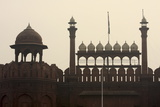 Red Fort, UNESCO World Heritage Site, Delhi, India, Asia Photographic Print by Balan Madhavan