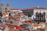 Bishop's Palace and City Cathedral, Porto, Portugal Photographic Print by Duncan Maxwell