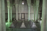 The Saadian Tombs, Marrakech, Morocco, North Africa, Africa Photographic Print by Charlie Harding