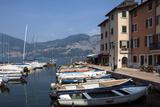 The Harbour, Porto, Lake Garda, Italian Lakes, Veneto, Italy, Europe Photographic Print by James Emmerson