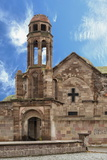 Derinkuyu Orthodox Church (St. Theodoros Trion Church) Photographic Print by Gabrielle and Michael Therin-Weise