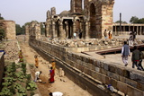Qutab Complex, UNESCO World Heritage Site, Delhi, India, Asia Photographic Print by Balan Madhavan
