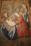 Tapestry Depicting the Nativity Photographic Print by  Godong