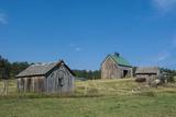 Old Farm, Black Hills, South Dakota, United States of America, North America Photographic Print by Michael Runkel