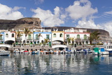 Puerto De Mogan, Gran Canaria, Canary Islands, Spain, Atlantic, Europe Photographic Print by Markus Lange