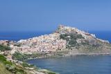 Castelsardo, Sardinia, Italy, Mediterranean, Europe Photographic Print by Markus Lange