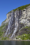 Seven Sisters Waterfall Photographic Print by Doug Pearson
