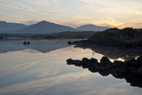 Derryclare Lough, Connemara, County Galway, Connacht, Republic of Ireland, Europe Photographic Print by Ben Pipe