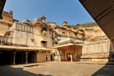 Bundi Palace, Rajasthan, India, Asia Photographic Print by  Godong