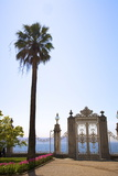 Gate to the Bosphorus, Dolmabahce Palace, Istanbul, Turkey, Europe Photographic Print by Neil Farrin