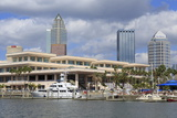 Convention Center, Tampa, Florida, United States of America, North America Photographic Print by Richard Cummins