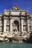 Trevi Fountain, Rome, Italy Photographic Print by John Miller