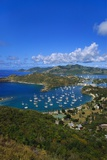 English Harbour, Antigua, Caribbean Photographic Print by Jeremy Lightfoot