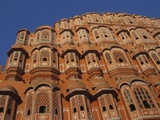 Palace of the Winds, Jaipur, Rajasthan, India Photographic Print by Robert Harding