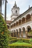 Cloister, San Francisco Church and Convent, Quito Photographic Print by Gabrielle and Michael Therin-Weise