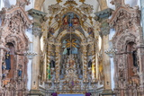 Main Altar, Sao Francisco De Assis Church, Sao Joao Del Rey, Minas Gerais, Brazil, South America Photographic Print by Gabrielle and Michael Therin-Weise
