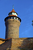 Sinwell Tower, Nuremberg Castle, Nuremberg, Bavaria, Germany, Europe Photographic Print by Neil Farrin