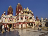 Lakshimi Narayan Temple, New Delhi, India Photographic Print by Robert Harding