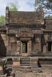 Banteay Srei Hindu Temple, Nr Angkor, Siem Reap, Cambodia Photographic Print by Robert Harding