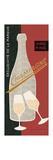 Champagne Toast Premium Giclee Print by Sue Schlabach