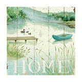 Lakeside I Premium Giclee Print by Daphne Brissonnet