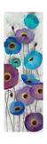 Bold Anemones Panel II Premium Giclee Print by Silvia Vassileva